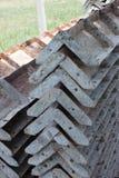 Um molde velho do ferro Fotografia de Stock Royalty Free