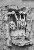 Um monumento dos povos prendidos Fotografia de Stock