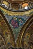 Mosaico cristão Imagem de Stock