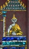 Um mosaico da Buda Fotografia de Stock Royalty Free