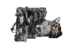 Um motor Fotografia de Stock