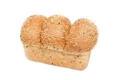 Um naco de pão fotografia de stock royalty free