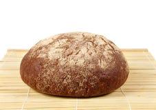 Um naco do pão de centeio Imagens de Stock Royalty Free