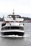 Um navio de cruzeiros de Hornblower Foto de Stock Royalty Free