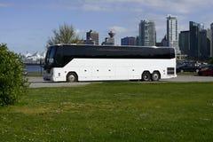 Excursão do ônibus de Vancôver Fotografia de Stock