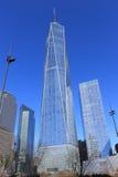 Um obervatório do mundo, New York Imagens de Stock Royalty Free