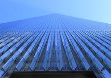 Um obervatório do mundo, New York Imagens de Stock