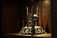 Um objeto pequeno da mostra Fotos de Stock Royalty Free