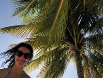 Um olá! tropical imagem de stock royalty free