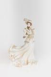 Um ornamento de uma senhora elegante Fotos de Stock Royalty Free