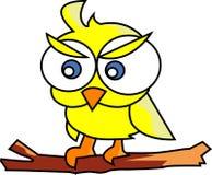 Um pássaro pequeno bonito Imagens de Stock