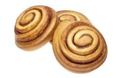 Um pão do rolo Foto de Stock