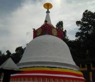 um pagode antigo em Sri Lanka imagens de stock royalty free