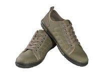 Um par de sapatos Foto de Stock Royalty Free