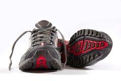 Um par de sapatos fotografia de stock royalty free
