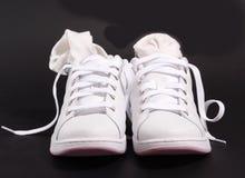 Um par de sapatos Fotos de Stock Royalty Free