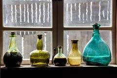 Um passado colorido; Imagens de Stock