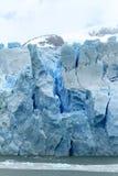 Geleira do Patagonia imagem de stock royalty free
