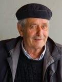 Um pensionista fotografia de stock
