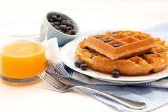 Um pequeno almoço saudável Fotos de Stock Royalty Free