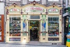 Um Perola faz a mercearia de Bolhao Fotos de Stock