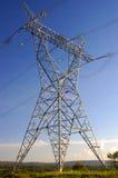 Um pilão da eletricidade Fotografia de Stock