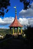 Um ponto de vista em Karlovy varia Fotografia de Stock Royalty Free