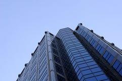 Um prédio de escritórios moderno Foto de Stock