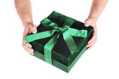 Um presente para você fotografia de stock royalty free