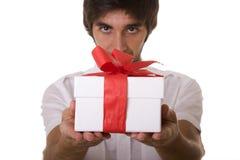 Um presente para você! fotografia de stock