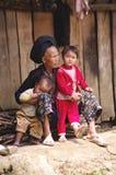 Um preto Dao da avó étnico Imagens de Stock