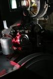 Um projetor de película moderno de 35mm Imagens de Stock Royalty Free