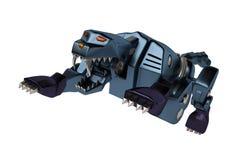 Um puma azul da máquina Fotos de Stock Royalty Free