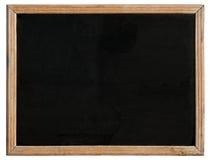 Um quadro-negro velho. Fotografia de Stock