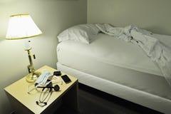 Um quarto real do atendimento para um doutor. fotos de stock royalty free