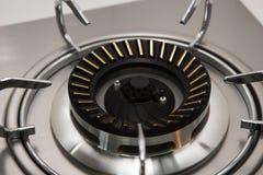 Um queimador de gás Imagem de Stock Royalty Free