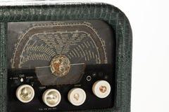 Um rádio antigo Fotos de Stock