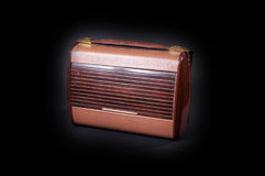 Um rádio velho Imagens de Stock Royalty Free