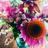 Um ramalhete bonito do verão Fotografia de Stock Royalty Free