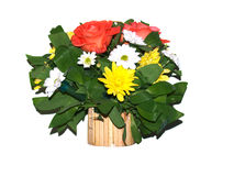 Um ramalhete das flores Imagens de Stock