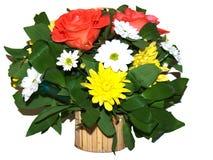Um ramalhete das flores Imagens de Stock Royalty Free