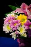 Um ramalhete das flores de tipos diferentes Imagens de Stock Royalty Free