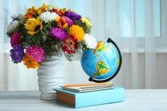 Um ramalhete de flores bonitas Imagem de Stock Royalty Free