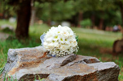 Um ramalhete do casamento Fotos de Stock Royalty Free