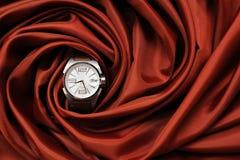 Um relógio de pulso Foto de Stock