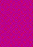 Um rombo de um quadrado com cruzes Foto de Stock
