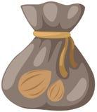 Um saco das sementes Fotografia de Stock Royalty Free
