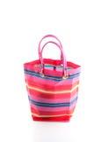Um saco de compra colorido Imagens de Stock Royalty Free