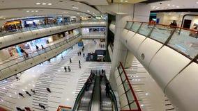 Um shopping em Hong Kongg vídeos de arquivo