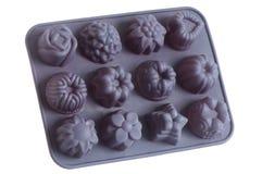 Um silicone molda Imagem de Stock